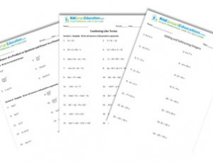 Printables Tutoring Worksheets online math tutoring pre algebra grammar get free worksheets